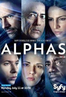 Alphas-great show!!