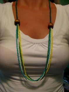 DIY Bead Necklace