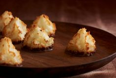 The quintessential Passover dessert, classic coconut macaroons, so much better than the store bought varieties and easy to make. Passover Desserts, Passover Recipes, Passover Holiday, Jewish Recipes, Hanukkah, Cookie Recipes, Dessert Recipes, Bread Recipes, Coconut Macaroons