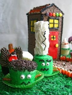 halloween cupcakes  (6)