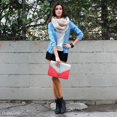 Check out Jeanius Casual Lace Shorts Look by Vincent 858 and Nine Bird  at DailyLook