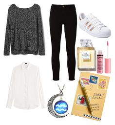 """Untitled #20"" by ssimuhina on Polyvore featuring Joseph, Gap, Frame, adidas, Vera Bradley and Charlotte Russe"