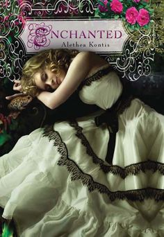 Enchanted by Alethea Kontis   young adult fairy tale retelling   fairy tale mash up   sweet romance   book recommendation   affiliate Love Book, Book 1, Fractured Fairy Tales, Sisters Book, Thing 1, Books For Teens, Retelling, Play, Audio Books