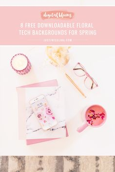 Spring Flowers Wallpaper, Spring Desktop Wallpaper, Flower Wallpaper, Iphone Wallpaper, Ombre Wallpapers, Tech Background, Pastel Roses, Computer Backgrounds, Pampas Grass