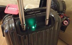 Mosquitoes love to travel. Do away with all sorts of stowaway bugs with the ThermalStrike suitcase. Be sure to remove any chocolates, medications, or cosmetics before use.