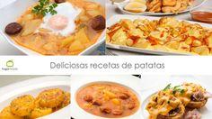 Recetas de patata - 8 platos deliciosos