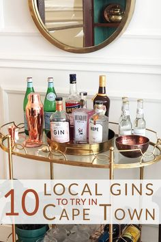10 Local Gins to Try in Cape Town