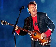 Too young to have seen the Beatles live, but I can still make a Paul McCartney show!