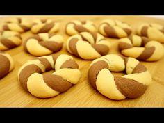 Печенье к Чаю 🍪 Бюджетно, вкусно и красиво! - YouTube Biscotti, Cooking Recipes, Tasty, Cookies, Baking, Desserts, Youtube, Budget, Food