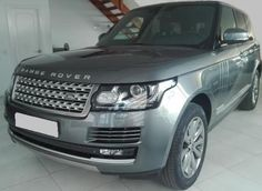 2014 Range Rover Vogue supercharged 5.0 V8 automatic luxury 4×4