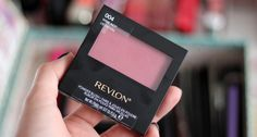Revlon Wine Not blush. This blush looks great on deep winters. Use a lighter hand when applying it, if you're a little older. It goes with nearly everything.