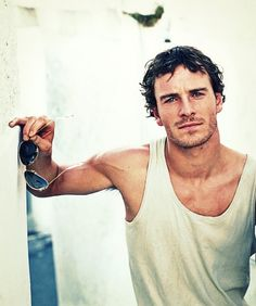 And on the eighth day, God created Michael Fassbender.