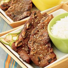 BBQ GRILLING #BBQ #Grilling Korean Beef Barbecue