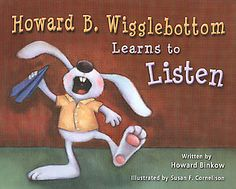 Imagine how much easier life would be if children listened better. Meet Howard B. Wigglebottom, a curious rabbit who just doesn't listen! This new illustrated book, has been created to help children,