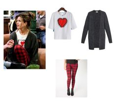 """""""Rachel Green Style"""" by nalissa ❤ liked on Polyvore featuring moda e Acne Studios"""