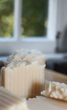 Creamy Conditioning Bar Soap Recipe