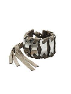 LAILA TOKIO Bracelets, Leather, Jewelry, Fashion, Moda, Jewlery, Jewerly, Fashion Styles, Schmuck