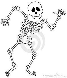 skeleton dance google search