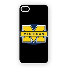 Michigan Wolverines iPhone 4/4s and iPhone 5 Case