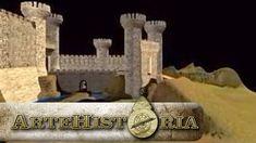 Video el castillo mediaval, en  el que se hace un recorrido por una ciudad medieval explicando sus características y sus lugares más relevantes.