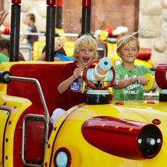 Splash Battle at Walibi Holland Amusement Parks, Preston, Holland, Cool Stuff, The Nederlands, The Netherlands, Netherlands