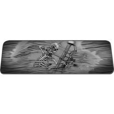 Mr. Bones Large Rear Truck Window Tint | Legendary Whitetails