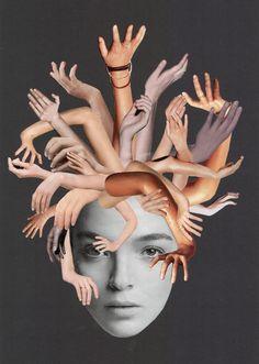 """""""Medus"""" - Sabine Remy"""
