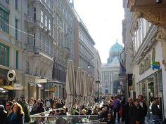 Kohlmarkt beim Graben- Wien...