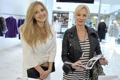 Urszula Grabowska i Ewa Gawryluk #Aryton