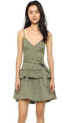 I LOVE love love this Marissa Webb Mattie Dress