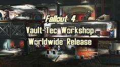 Permalink to Fallout 4 Vault-Tec Workshop Worldwide Release