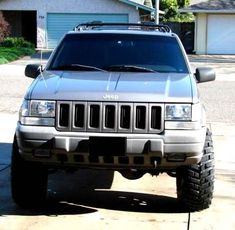 Our ZJ lift kit is complete and provides a better ride quality than any other ZJ lift kit on the market. Jeep Zj, Jeep Wrangler Lifted, Lifted Jeeps, Jeep Wranglers, 1999 Jeep Grand Cherokee, Country Trucks, Jeep Baby, Jeep Parts, Cool Jeeps
