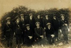 The Fingal brigade IRA, Before the battle of Ashbourne, 1916 .