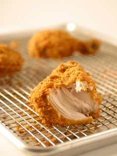 Oven Fried Chicken from FoodNetwork.com