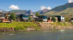 Mountain Views luxury RV resort in the San Juan mountains in southern CO