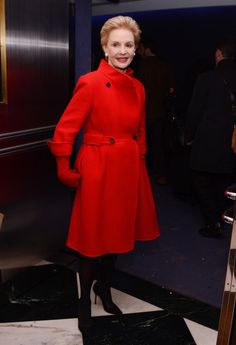 Carolina Herrera Wool Coat