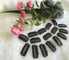 metal-pince-clips-extension-cheveux