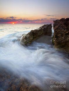 ✯ Blowing Rocks Sunrise