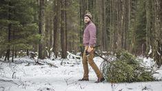 Weihnachtsbaum selber schlagen: Das müssen Sie wissen