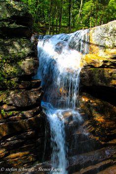 USA - Neuengland - Wasser und Wasserfälle -