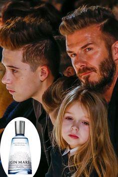 David Beckham: Mediterranean Gin, de Gin Mare