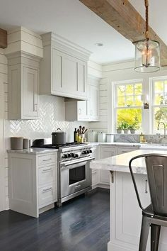 Kitchen Cabinet Remodel Ideas - CHECK THE PIC for Various Kitchen Cabinet Ideas. 77648432 #kitchencabinets #kitchens