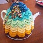 Scallop Tea Cosy