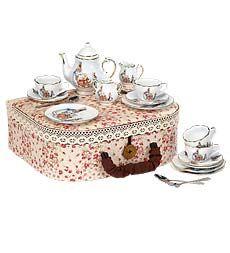 Peter Rabbit tea set