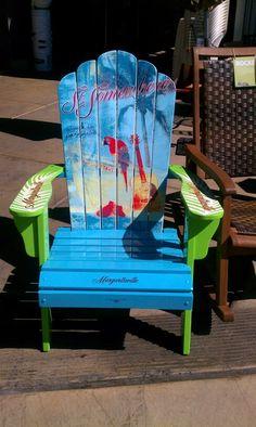 Margaritaville St Somewhere lawn chair