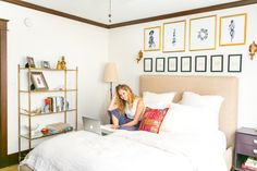 We've rounded up some of our favorite ideas, just ahead — whether you're hoping for a full-on portable office or you'd prefer to pack as lightly as possible, these picks are definitely worth checking out. Silver Lake Los Angeles, Portable Laptop Table, Best Amazon Buys, Apartment Therapy, Apartment Living, House Tours, Improve Yourself, Toddler Bed, Furniture