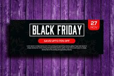 Black Friday Facebook Timeline Cover Psd You can download Black Friday Facebook Timeline Cover Psd.We have already provided many Cards related to graphic material like , this is very easy to edit everything colors images text and etc. You can download this by clicking the download now button at the end of this page. We provide only high quality material for professional adobe workers or editors. If you want to download this... read more