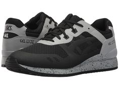 ASICS Tiger Gel-Lyte III NS Men's Shoes Black/Black