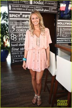 Just Jared - Stacy Keibler: Cinco de Mayo Celebration!