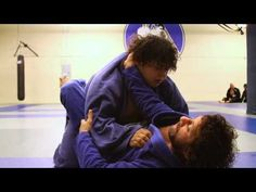 ▶ Kurt Osiander Move of the Week - Choke from Guard - YouTube